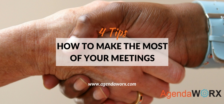 4 tips to make your meetings more successful