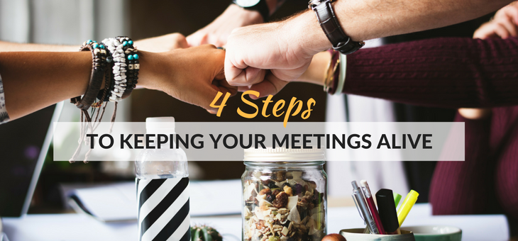 How to keep your meetings alive