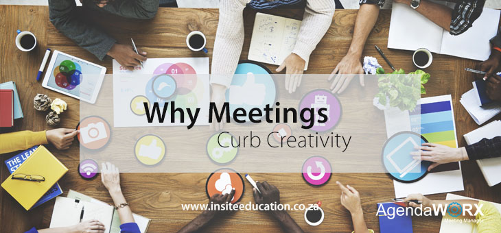 Why Meetings Curb Creativity